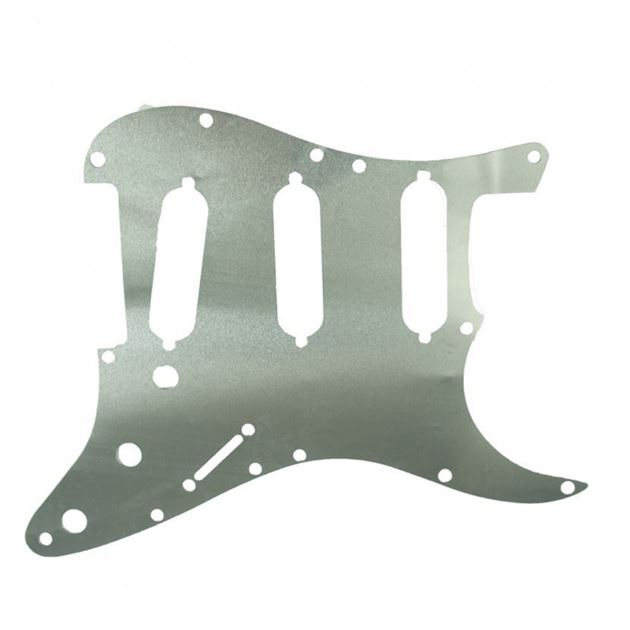 Picture of Kluson® Universal Aluminum Ground Shield For Fender® USA Strat Pickguards