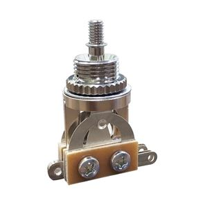 Picture of 3-way Toggle Switch - Amber Knob - Japan