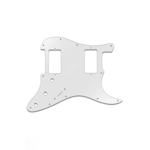 Afbeelding van Stratocaster Slagplaat HH - Wit - Zwart - Wit