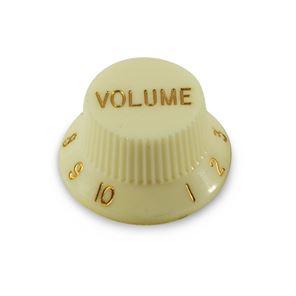 Afbeelding van Stratocaster Knop Volume - Parchment - Inch