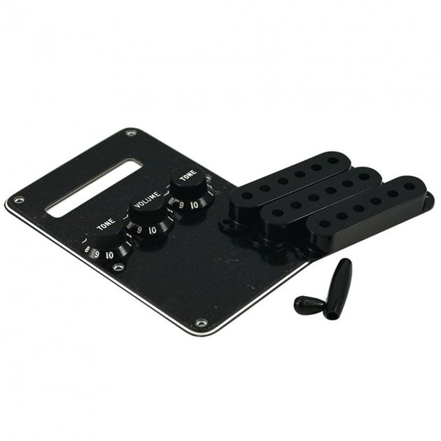 Picture of Fender Original Accessory Set - Black