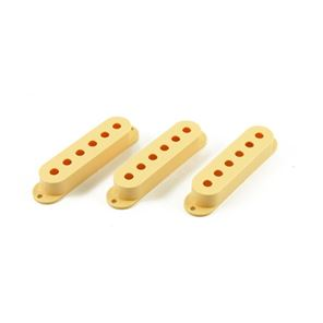 Picture of Stratocaster Pickup Cover - Set van 3 - Cream