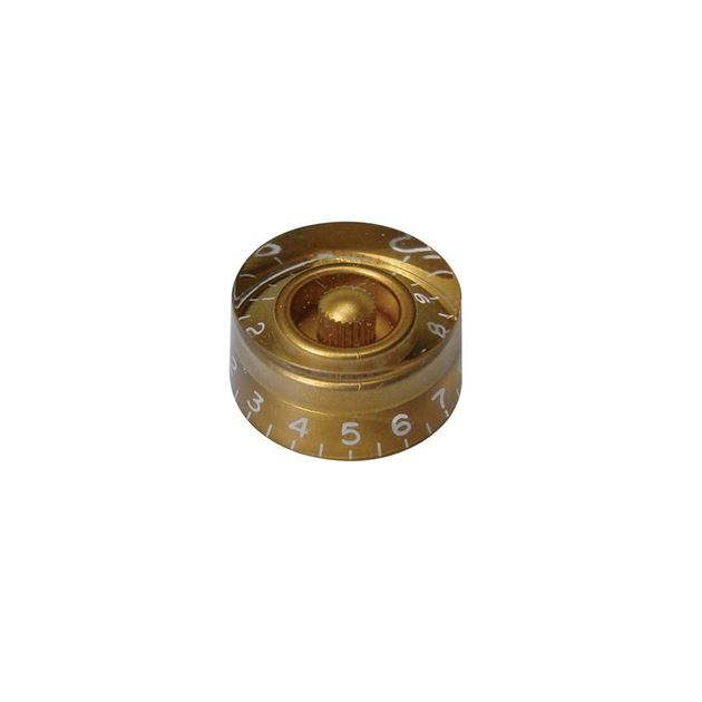 Picture of Speed Knob - Inch - Gold