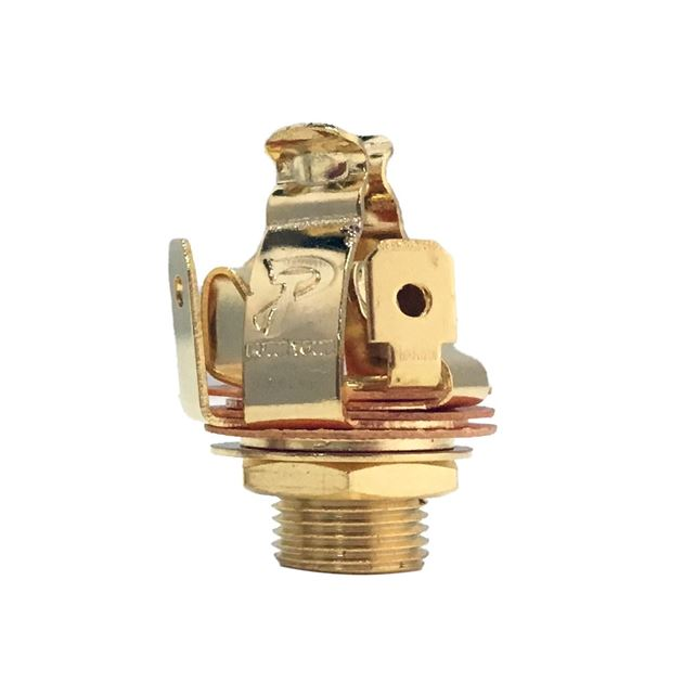 Picture of Pure Tone Multi Contact Output Jack - Stereo - Gold